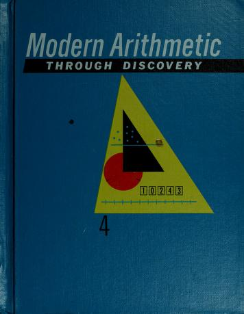 Cover of: Modern arithmetic through discovery | Robert Lee Morton